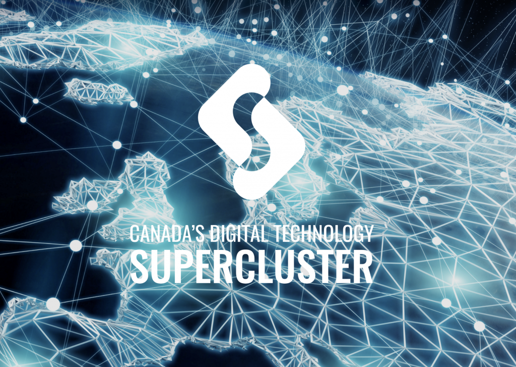 digital technology supercluster means exciting